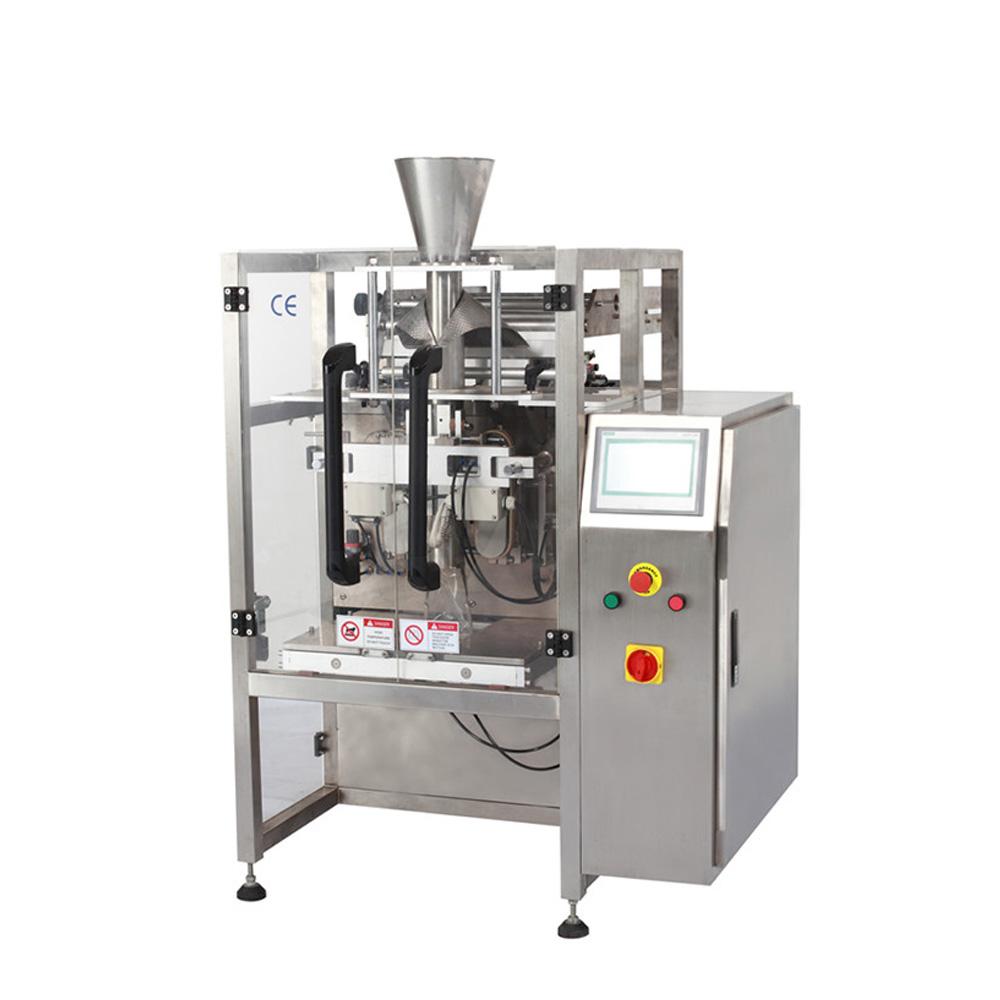 Máy đóng gói gia vị do An Thành sản xuất là dòng máy đóng gói dạng bột tự động. Thông thường nguyện liệu được định lượng bằng trục vít, chén định lượng hoặc cân định lượng. Tất cả quy trình định lượng được thay đổi một cách dễ dàng giúp cho người sử dụng không quá mất nhiều thời gian để tiếp cận.
