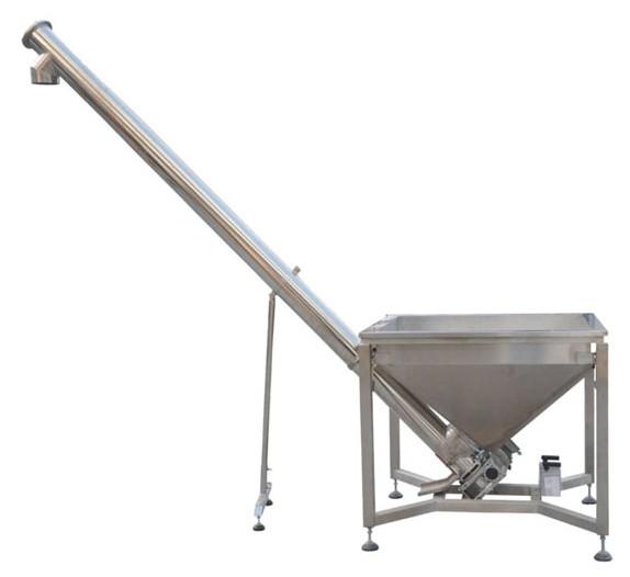 Toàn bộ khung máy và lòng chứa nguyên liệu được chế tạo bằng Inox 304 không gỉ. Những chi tiết cơ khi được cắt bằng CNC chính xác tạo ra độ thẩm mỹ cao.