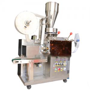 Máy đóng gói trà hay trà túi lọc giúp đóng gói các sản phẩm chè Thái Nguyên, chè khô,… và các sản phẩm trà túi lọc khác. Sử dụng để đóng gói cafe thành các dạng túi lọc, túi lưới hay túi bao ngoài sản phẩm. Máy đóng gói trà là một thiết bị tiện lợi hỗ trợ đắc lực các cơ sở sản xuất trà túi lọc, giúp đẩy nhanh tiến độ hoàn thiện sản phẩm, tăng năng suất và đảm bảo sản phẩm được đóng gói chắc chắn, đẹp mắt, giữ nguyên hương vị vốn có.