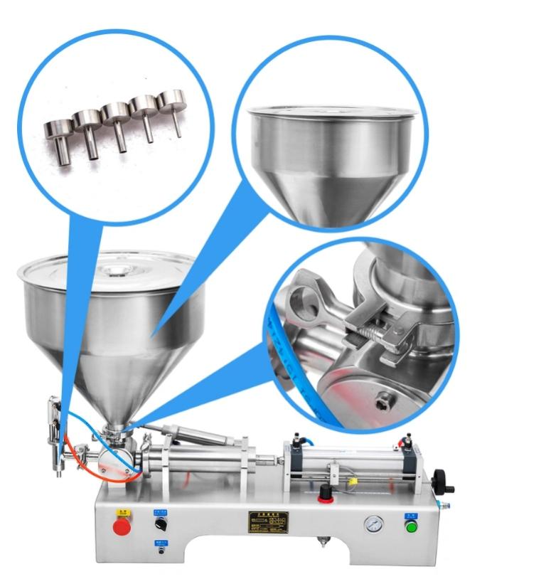 Máy đóng gói kem hiện nay được rất nhiều cơ sở, doanh nghiệp tin dùng và đưa chúng vào dây chuyền sản xuất. Đối với xã hội phát triển nhanh chóng như bây giờ, sản phẩm chất lượng thì bao bì đóng gói cũng phải thu hút được khách hàng mới tiêu thụ được sản phẩm Ban đầu thì việc đóng gói bằng tay tạo cho sản phẩm kém chất lượng, vệ sinh an toàn không được đảm bảo. Mẫu mã bao bì cũng không được phong phú cho nên máy đóng gói kem ra đời đã tạo điểm khác biệt cho việc đóng gói trở nên dễ dàng và thuận tiện hơn rất nhiều Bên cạnh đó, có rất nhiều loại máy đóng gói kem với kích thước và kiểu dáng khác nhau để đáp ứng được nhu cầu sản xuất và sử dụng của khách hàng. Hãy cùng máy đóng gói An Thành tìm hiểu qua các loại máy đóng gói kem dưới bài viết đây, xem chúng khác nhau như thế nào nhé! Máy đóng gói kem bán tự động dạng chiết rót: Máy đóng gói kem bán tự động này có thể đóng gói các dạng chất lỏng khác như các loại nước sốt, tương, nước trái cây,... với sự đóng gói đa dạng và với cách sử dụng đơn giản nên máy được nhiều cơ sở vừa và nhỏ tin dùng. Tuy bao bì chưa được đa dạng nhưng cũng đảm bảo được vệ sinh an toàn cho người tiêu dùng Máy được thiết kế hoàn toàn bằng inox không gỉ 304 vì tất cả bộ phận điều tiếp xúc với nguyên liệu nên chất lượng được ưu tiên. Kích thước nhỏ gọn, dễ di chuyển nên có thể đặt được nhiều nơi trong cơ sở sản xuất. Thông số kỹ thuật của máy đóng gói kem bán tự động: Tình trạng: Mới Lớp tự động: Bán tự động Loại điều khiển: Điện Điện áp: AC220V Kích thước (L * W * H): 950X320X340MM Trọng lượng: 28 - 46kg Các điểm bán hàng chính: Dễ dàng hoạt động Công suất máy móc: 600-1000BPH Vật liệu lấp đầy: Sữa, Nước, Dầu, Nước trái cây, Chất lỏng Độ chính xác điền: ± 1% Thành phần cốt lõi: Bình áp suất, xi lanh Chức năng: Filler tự động Chất liệu: Thép không gỉ Công suất: 100-1000ML Kiểm soát: Tự động Máy đóng gói kem que dạng nằm: Máy đóng gói kem que dạng nằm, ta còn có thể sử dụng nó đóng gói bao bì các loại như bao tay, bánh, kẹo, có thể đóng gói mì,...