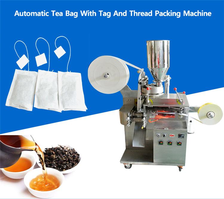 Máy đóng gói trà túi lọc 3 trong 1 được coi là dây chuyền sản xuất với công nghệ hiện đại tiên tiến so với các thiết bị cùng thời điểm. Ưu điểm ở máy đóng gói này là sự sai sót được xử lý với mức thấp nhất và hầu như là bằng không. Cho nên, thiết bị được nhiều cơ sở, hộ kinh doanh tin dùng đưa vào sản xuất  Các loại máy đóng gói trà túi lọc 3 trong 1 trên thị trường hiện nay:  Máy đóng gói trà túi lọc 3 trong 1 có rất nhiều dạng và mẫu mã khác nhau. Để phù hợp với nhu cầu sản xuất cũng từ cơ sở hay doanh nghiệp mà nhiều máy đóng gói được sản xuất để đáp ứng.  Tất cả các quá trình đều được thiết lập tự động, nâng cao quá trình sản xuất. Cấu trúc máy được cấu tạo với nâng suất sản xuất cao, thời gian hoạt động lâu dài, bền bỉ và hiệu quả đáng kinh ngạc. Công việc chính của máy đóng gói là cho ra ngoài thị trường các loại sản phẩm vừa chất lượng vừa hợp vệ sinh, giá thành lại rẻ và thu hút với người tiêu dùng  Trên thị trường hiện nay, sản phẩm được đưa ra xuất khẩu ra thị trường rất nhiều. Nâng tầm sản phẩm của Việt Nam lên một bước tiến với thế giới. Sản phẩm của chúng ta ngoài chất lượng cao ra còn được đánh giá là giá thành lại rẻ, phù hợp với nhiều tầng lớp của xã hội nên lượng tiêu thị ngày càng cao  Hãy cùng Máy đóng gói An Thành tìm hiểu qua bài viết dưới đây, các loại máy đóng gói trà túi lọc 3 trong 1 có điểm gì thu hút các cơ sở và doanh nghiệp nhé!  Máy đóng gói trà túi lọc 3 trong 1 tự động:  Ngoài trà túi lọc ra, máy đóng gói còn có thể đóng gói các sản phẩm tương tự như trà sức khỏe, trà hoa, trà thảo mộc, trà gừng, trà táo,... Tất cả các loại trà đều được sấy khô, đảm bảo được độ vệ sinh,... trước khi đưa đi đóng gói và đến tay người tiêu dùng. Dù là sản phẩm chỉ dùng một lần nhưng cách đóng gói đều đúng quy trình  Máy đóng gói trà túi lọc 3 trong 1 tự động Một số tính năng về máy đóng gói:  1) Hệ thống điều khiển máy tính đầy đủ PLC nhập khẩu, màn hình cảm ứng màu, dễ vận hành, trực quan và hiệu quả cho tất cả mọi người có thể vận hành thiết bị  2) Hệ 