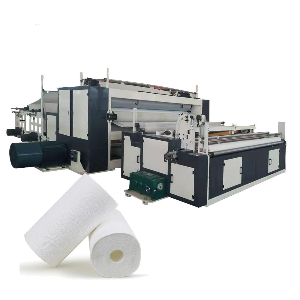 Giấy vệ sinh được biết đến có nguồn gốc từ Trung Quốc, sau này phát triển đến Mỹ năm 1897 được bán khắp mọi nơi. Còn ở Việt Nam, ngày xưa giấy vệ sinh được sản xuất với nhiều màu khác nhau giá thành rẻ để phù hợp cho mọi người. Giấy vệ sinh thường được sản xuất 2 dạng có lỗi và không lỗi Giấy vệ sinh có nhiều hình dạng cũng như mẫu mã phong phú để phù hợp ở các hoàn cảnh khác nhau. Giấy vệ sinh dạng vuông, giấy vệ sinh dạng cuộn, giấy vệ sinh ướt,.... Ngoài việc, dùng giấy để vệ sinh còn có thể dùng chúng trong các bữa tiệc, trong gia đình, các chuyến đi chơi,.... vì chúng tiện lợi, dễ sử dụng nên sản phẩm bán ngày càng chạy và các cơ sở luôn cải thiện chất lượng sản phẩm để cho khách hàng trải nghiệm được thứ tốt nhất Vậy các loại máy đóng gói giấy vệ sinh như thế nào và hoạt động ra sao? Thông qua bài viết này, An Thành sẽ giới thệu cho bạn các loại máy khác nhau về cấu tạo lẫn hình thức để cho bạn trải nghiệm trước khi quyết định đầu tư về chúng. Nào hãy cùng tìm hiểu nhé! Máy đóng gói giấy vệ sinh nằm ngang: Hiện nay, các loại máy rất đa năng nên ngoài việc có thể đóng gói giấy nó có thể đóng gói các sản phẩm khác nhau như các loại bánh, kẹo, socola, thuốc, phân bón,.... Chỉ cần cài đặt sao cho phù hợp với kích thước cũng như nguyên liệu đóng gói là ta có thể áp dụng được trong việc đóng gói ở thiết bị này Máy đóng gói giấy vệ sinh nằm ngang Vài đặc điểm về thiết bị: 1. Cấu trúc máy nhỏ gọn với diện tích đặt chân nhỏ hơn, phù hợp cho doanh nghiệp đặt ở nơi có diện tích không quá lớn 2. Khung máy bằng thép carbon hoặc thép không gỉ với hình thức đẹp. Thích hợp trong việc sản xuất dù là sản phẩm là gì 3. Thiết kế thành phần được tối ưu hóa tạo ra tốc độ đóng gói nhanh và ổn định. 4. Hệ thống điều khiển Servo với độ chính xác cao hơn và chuyển động cơ học linh hoạt. 5. Các cấu hình và chức năng tùy chọn khác nhau đáp ứng các chức năng cụ thể khác nhau các yêu cầu. Linh hoạt được trong sản xuất 6. Độ chính xác cao của chức năng theo dõi đánh dấu màu. 7. Dễ sử dụng H