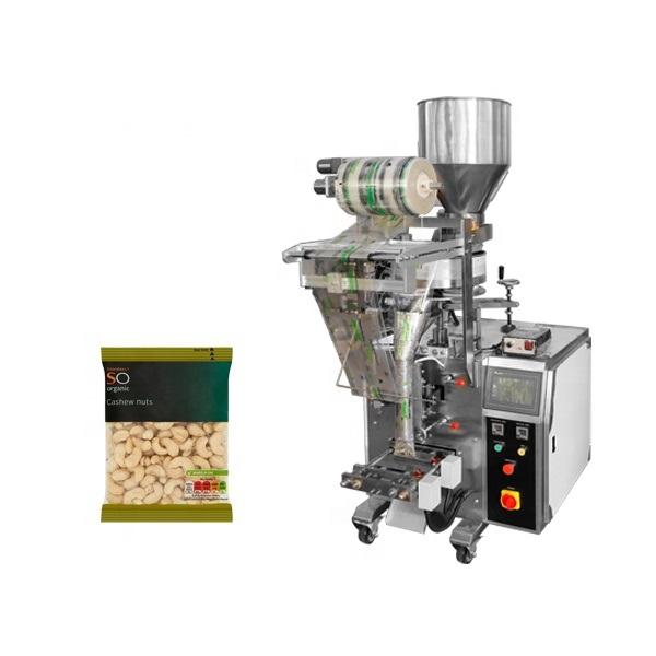 Gạo là thực phẩm mà thiên nhiên ban tặng cho con người và chúng ta luôn trân trọng. Từ hạt gạo đơn giản mà ta chế biến ra rất nhiều món ngon như bún tươi, bún khô, bún gạo, bột gạo,... Gạo có thể hiện diện với các cấu trúc khác nhau như gạo lức, nếp là một thể thức khác của gạo,....  So với việc đóng gói băng tay thiếu sự tỉ mỉ, thiếu sự chắc chắn, sản phẩm dưới tác động của môi trường của không đảm bảo được chất lượng. Bên cạnh đó, việc xuất khẩu cũng bị hạn chế vì mẫu mã chưa thu hút được khách hàng, sức cạnh tranh trên thị trường quốc tế chưa tạo ra được tiếng vang, chất lượng sản phẩm đôi khi còn nhiều lỗi,...  Máy đóng gói gạo cho ta có thể cải mọi thứ từ khâu sản xuất để cho ra nhiều sản phẩm hơn đến khâu đóng gói cũng không bị hạn chế. Tất cả các sản phẩm đều có sự đồng nhất, khối lượng luôn đúng, đa dạng về mẫu mã,... gíúp việc đưa sản phẩm c vohúng ta ra quốc tế trở nên dễ dàng hơn. Vậy, bạn có biết chúng có bao nhiêu loại khác nhau và cách thức chúng hoạt động như thế nào không? Nếu chưa biết, bạn hãy tham khảo bài viết dưới đây của An Thành để hiểu rõ hơn và nếu cần tư vấn hay hỗ trợ hay liên hệ với chúng tôi ngay nhé!  Máy đóng gói gạo dạng lớn:  Thiết bị đa năng được trang bị với nhiều chức năng khác nhau hình thành quá trình đóng gói trở nên thuận tiện và nhanh chóng hơn. Chúng có thể đóng gói mọi thừ từ gạo đến các dạng gia vị, bột, các loại đậu, bánh snack,.... và bao bì phong phú không kém.  Khi máy vận hành thì tính năng có gì nổi bật?  - Tính hiệu quả và thông lượng tối ưu nhờ việc tự động loại bỏ các túi bị lỗi, tiết kiệm được thời gian dừng máy khi xử lý chúng.  - Trọng khối lượng nhỏ tối ưu hóa không gian sàn trong quá trình đóng gói.  - Thiết kế nhỏ gọn cho phép vận chuyển dễ dàng và lắp đặt nhanh chóng ở mọi nơi mà doanh nghiệp muốn đặt chúng.  - Robot FANUC đảm bảo độ tin cậy và chính xác cho sản phẩm sau khi đóng gói.  - Tất cả các bộ phận tiếp xúc trực tiếp với sản phẩm được làm bằng thép không rỉ SS304 được đánh bóng, đảm bảo được an toàn